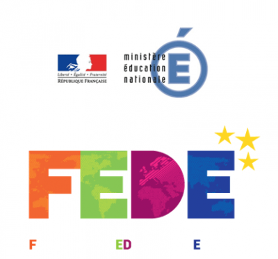 Logo fede education png